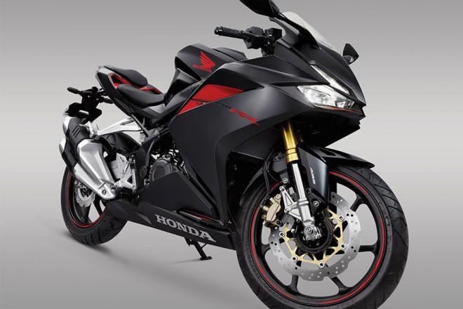 Nová Honda CBR250RR zvládne i okruh