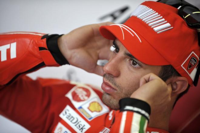 Vedení Ducati SBK má zájem o Melandriho
