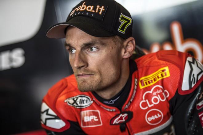 U Ducati SBK pojede v roce 2017 Davies s Melandrim