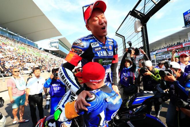 Osmihodinovku v Suzuce vyhrál tým Yamaha Factory Racing
