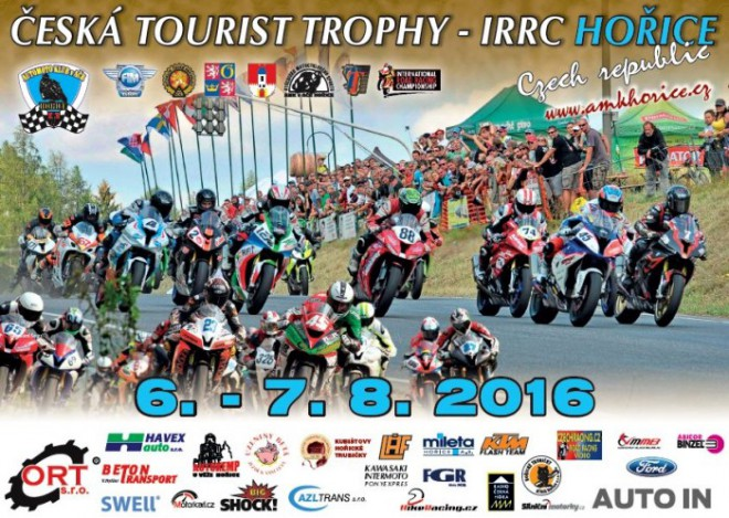 Èeská Tourist Trophy/IRRC již tento víkend