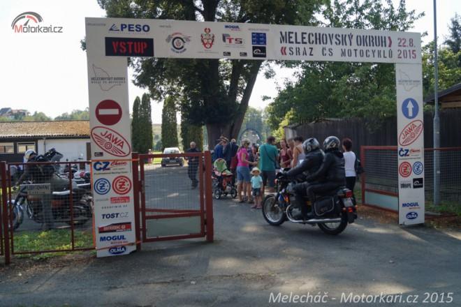 Melechovský okruh 2016 se blíží