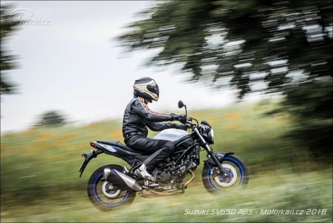 Test: Suzuki SV 650