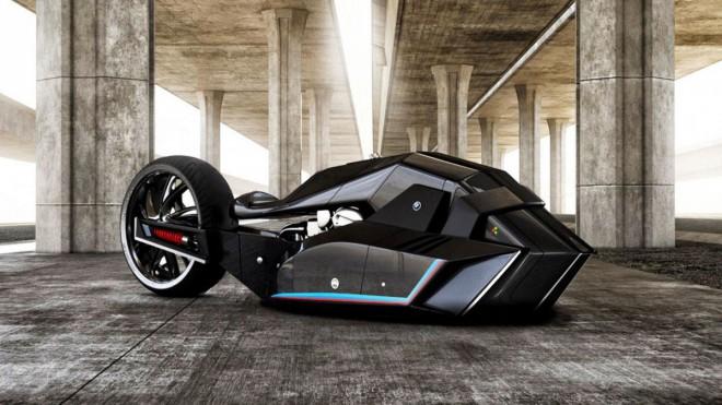 BMW Titan: koncept nezávislého designéra