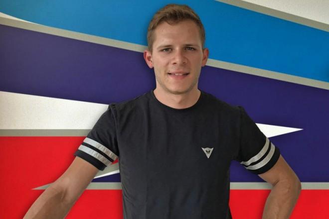 Stefan Bradl podepsal s týmem Honda WorldSBK