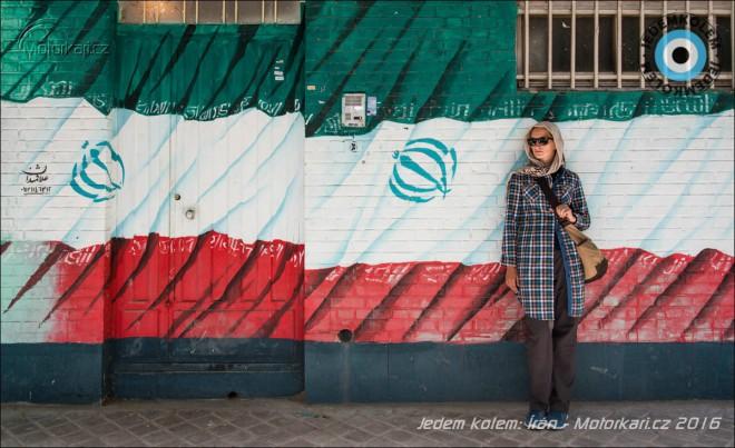 JedemKolem: S celebritami v Íránu
