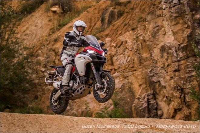Ducati Multistrada 1200 Enduro: Chameleon bolognese