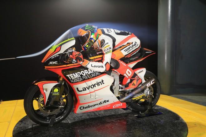 Forward Racing testoval v aerodynamickém tunel