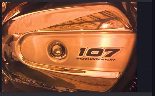Nový motor pro Harleye: Milwaukee-Eight