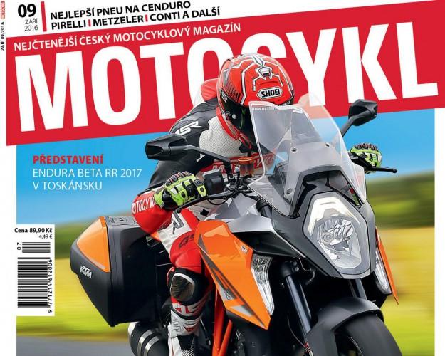 Motocykl 9/2016