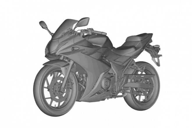 Suzuki má patent na baby GSX-R
