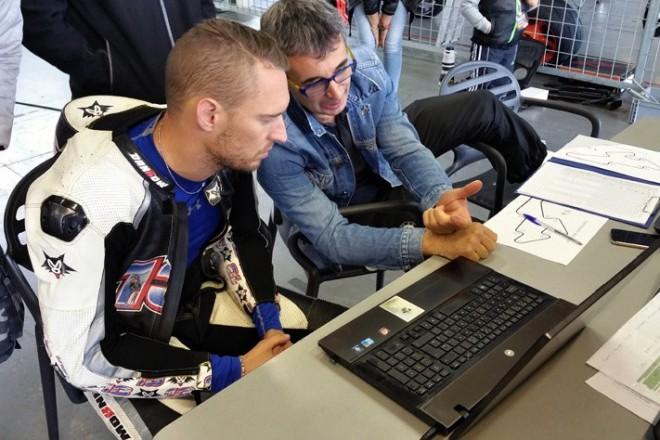 Tým Montáže Brož Racing pojede s Westem závod Moto2 v Brnì