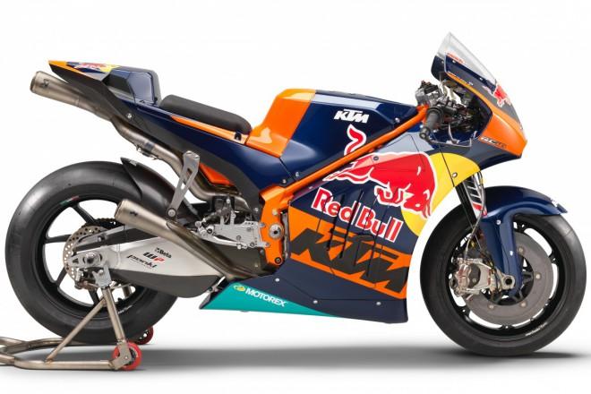 KTM pøedstavila projekt MotoGP