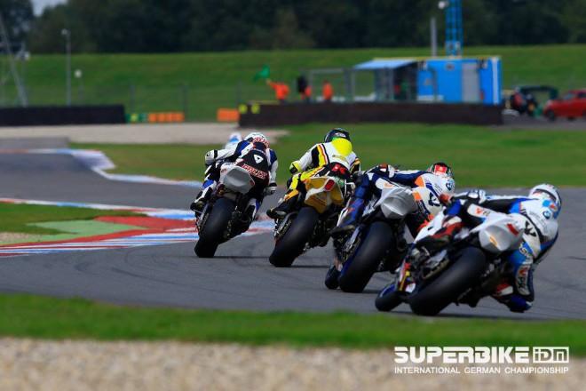 Seriál IDM je v Assenu, pole position získal Fritz