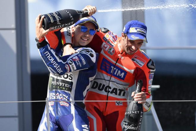 GP Rakouska – Na první místo dostal Ducati Iannone, Dovizioso je druhý