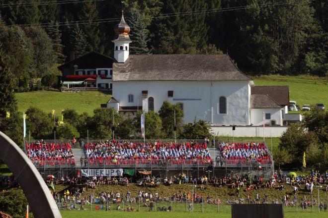 Obrazem: Den závodu rakouské Grand Prix