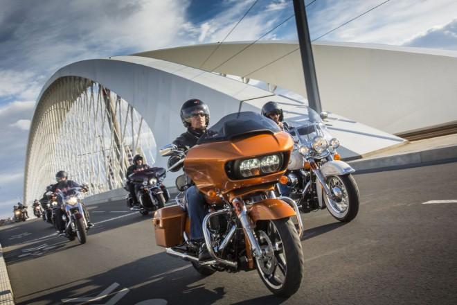 Další roèník Prague Harley Days se blíží