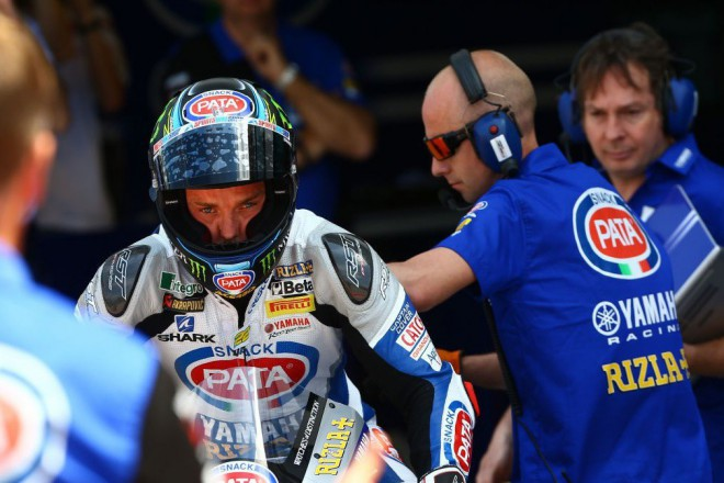 V pondìlí vyzkouší Alex Lowes Yamahu tøídy MotoGP