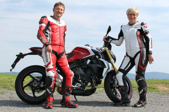 Jak sladit pár na motorce?