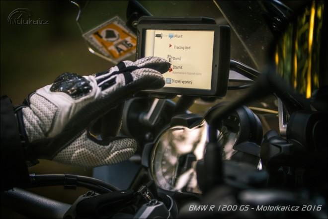 BMW Motorrad pøedstavuje šestou generaci Navigatoru