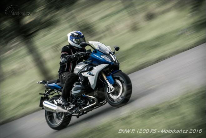 BMW R 1200 RS: Jako sedan p�tkov� �ady