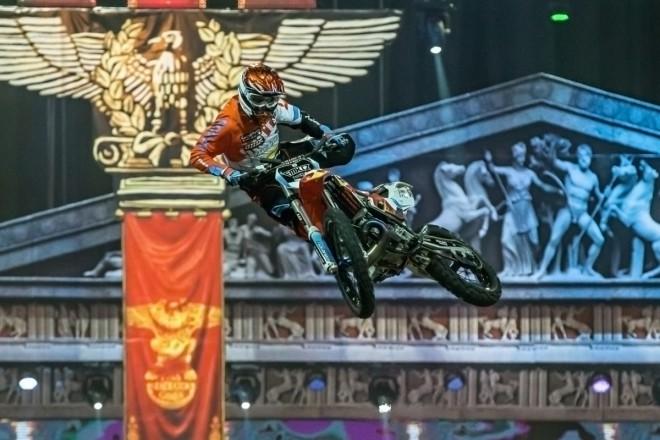 Martin Koreò novì v roli otce a kapitána FMX Gladiator Games