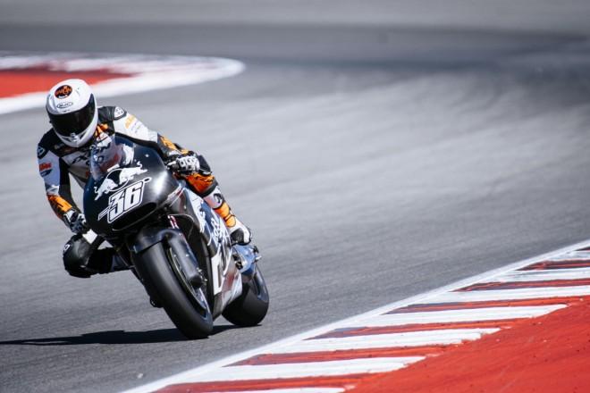 Tým KTM MotoGP testoval v Misanu s Kalliem, Abrahamem a Hofmannem