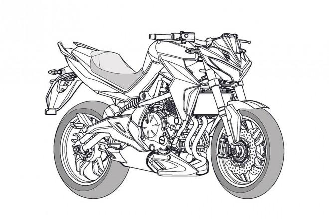 Kymco chystá první velkou motorku. Ve spolupráci s Kawasaki