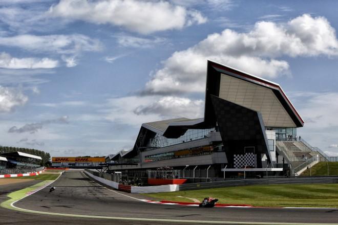 Dvan�ct� GP sezony � Velk� cena Velk� Brit�nie