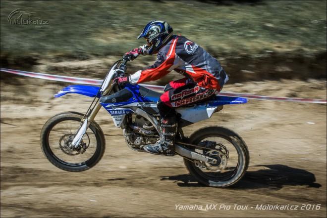Yamaha MX Pro Tour – pøedstavení modelù 2017