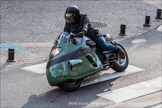 Moto Guzzi V8 Racer Vanguard