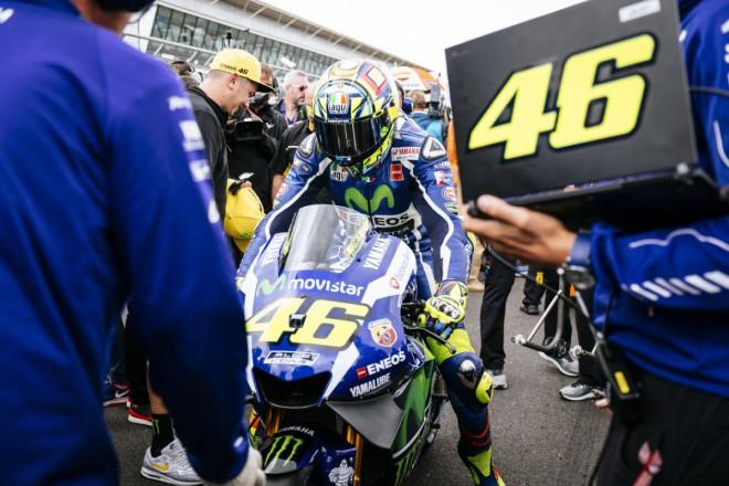Závodní víkend v Misanu, speciální akce pro Rossiho