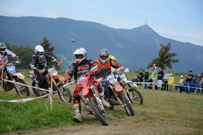 MÈR a Pohár CAMS Cross Country OPEN 2016 – Report z Liberce