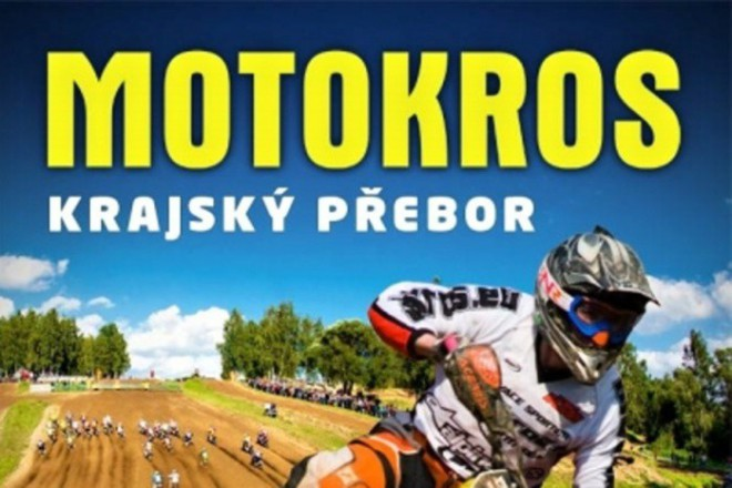 Jiho�esk� KP v motokrosu � V�kend v Pacov�