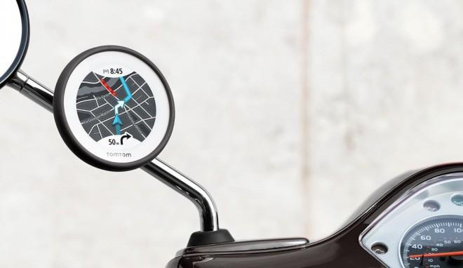 TomTom pøedstavuje VIO – navigaci na míru skútrùm
