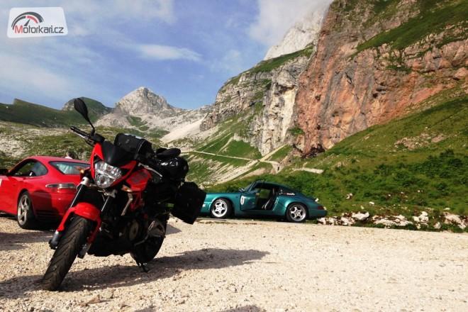 Alpy - zážitky zaruèeny