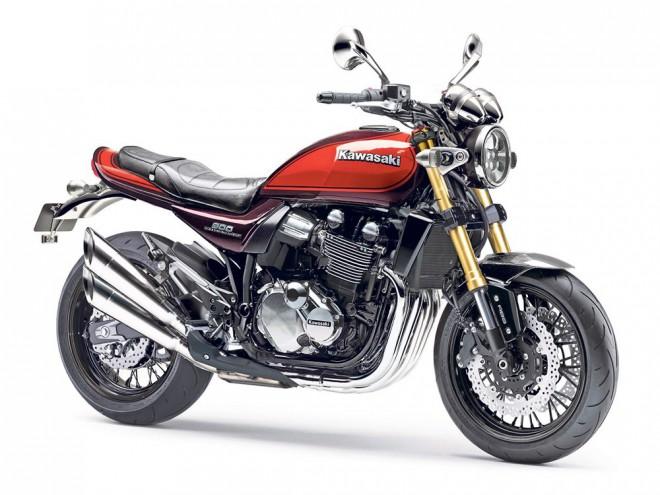 Chystá Kawasaki nové retro?