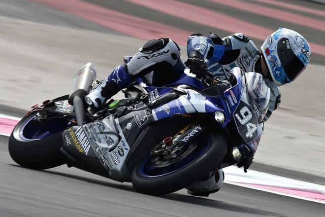EWC - Provizorní pole position má GMT94 Yamaha