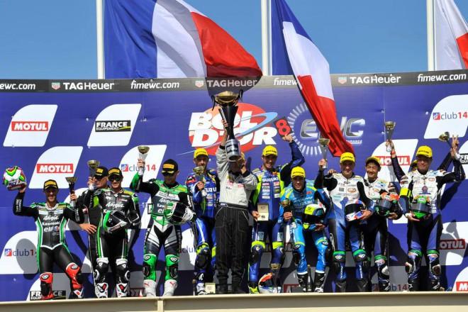 EWC – 24H závod Bol d'Or vyhrál tým SERT, ètvrtý je slovenský Maco Racing