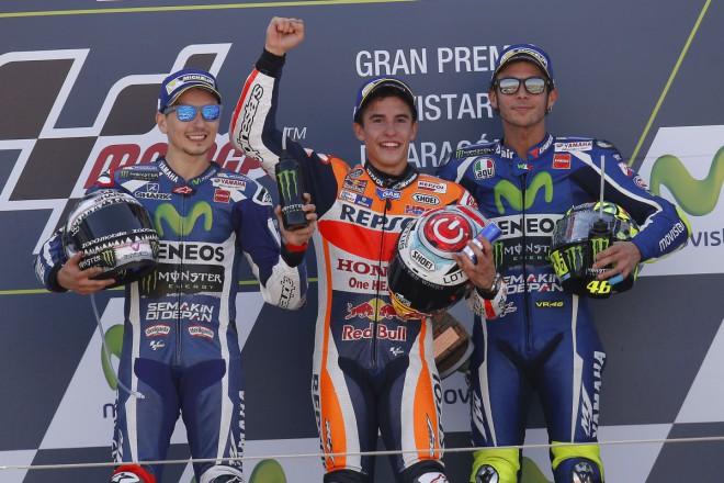 Ohlasy po závodech Velké ceny Aragonie