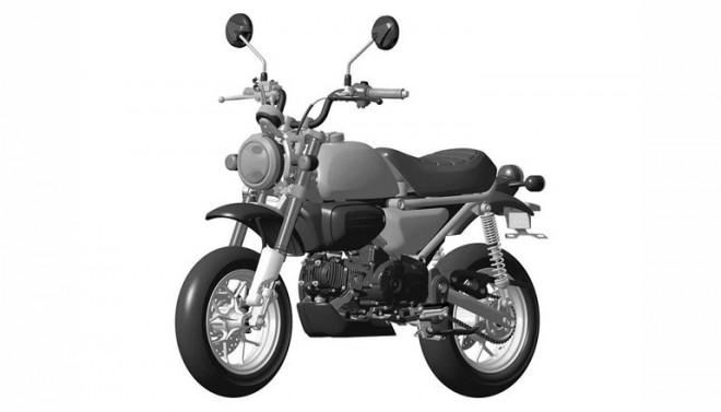 Honda plánuje 125 ccm verzi svého legendárního Monkey biku