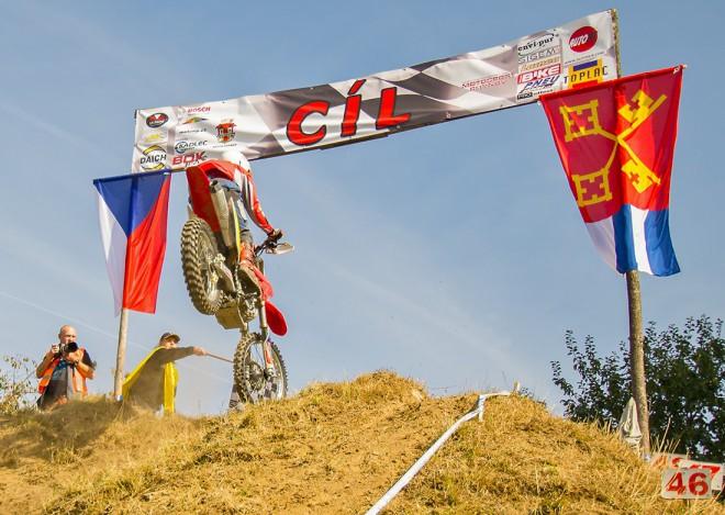 Strmý vrch vyhrál v hlavní kategorii Martin Michek