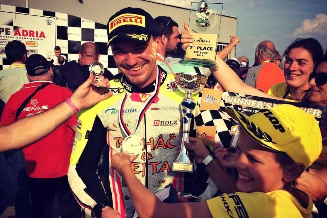 Poslední závod sezony pohledem Michala Práška