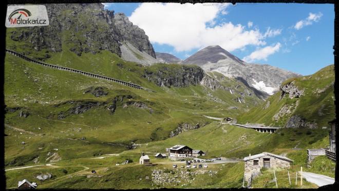 Na�a prv� motodovolenka, cesta k moru cez Rak�ske alpy, Taliansko, Slovinsko a sp�.