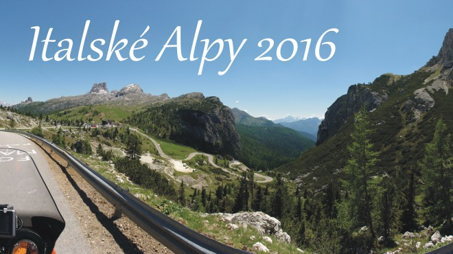 Alpy, zase Alpy, už ani Pinïa to nežere