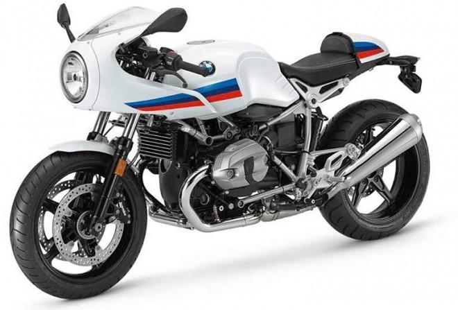 První fotka BMW R NineT Racer je venku