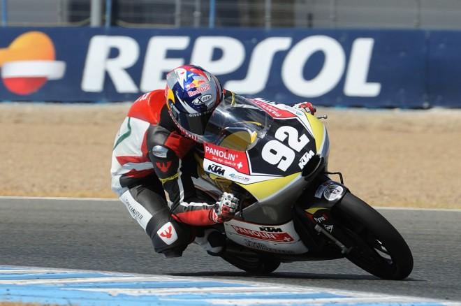 V Jerezu zajel Hanika na tøetí místo, Morales slaví titul
