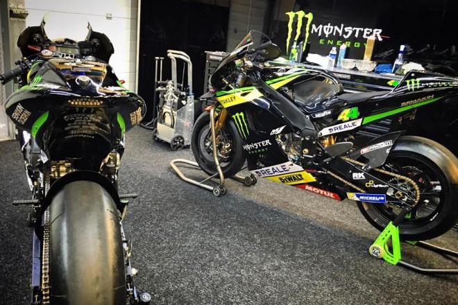 Term�ny p�edsezonn�ch test� MotoGP 2017