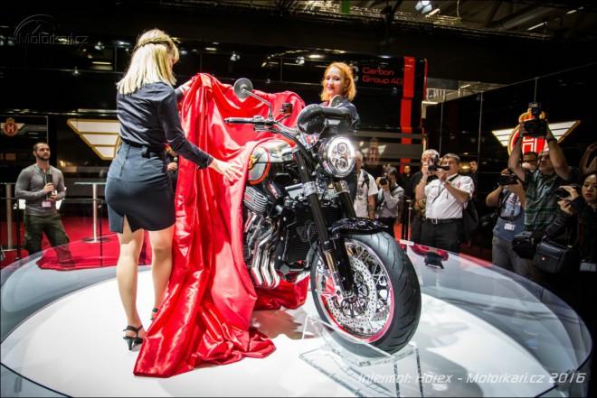 Intermot Horex: VR6 Classic a VR6 Café Racer