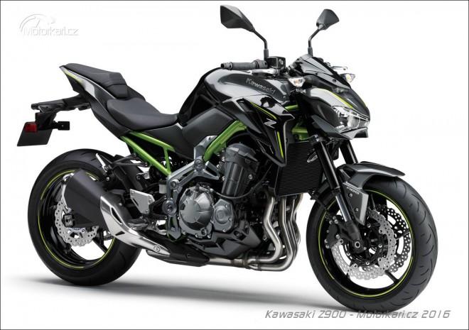 Kawasaki Z650 a Z900: další novinky pro pøíští rok